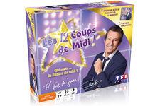 Jeu de société Les 12 Coups de Midi de TF1 Games