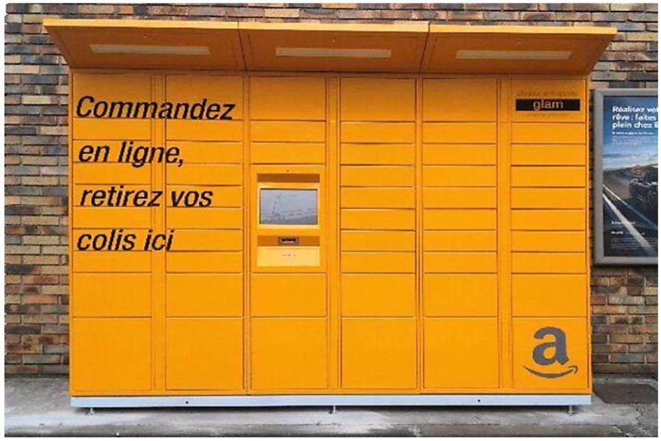 Les Consignes Amazon Lockers Disponibles Dans