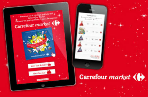 catalogue de noel 2018 carrefour market Noël 2014 : Carrefour Market lance le 1er catalogue de noel 2018 carrefour market