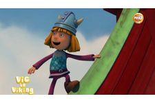 Le DVD Vic le viking Volume 3 Grand voyageur de TF1 Vidéo