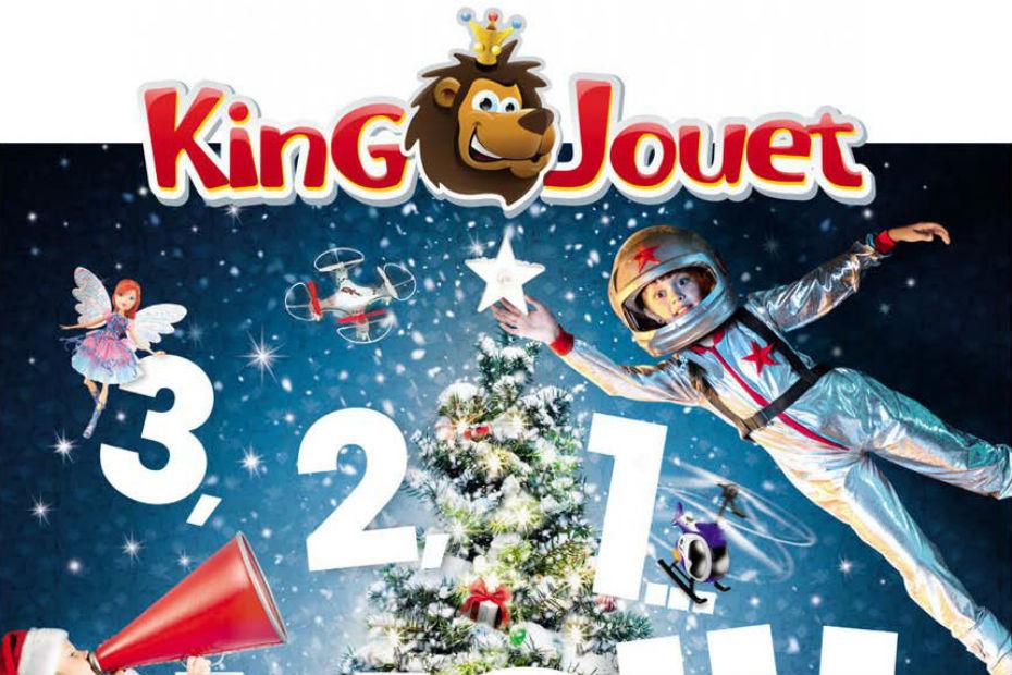 king jouet catalogue noel 2018 en ligne King Jouet se donne les moyens de réussir Noël   Loisirs, culture king jouet catalogue noel 2018 en ligne