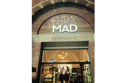 MAD - Au centre de la gare Grand Central de Copenhague