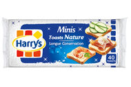 Minis Toasts Nature Longue Conservation Harry's
