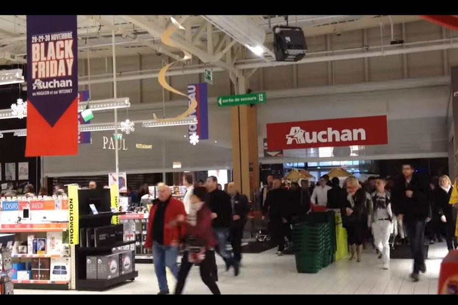 Auchan se r jouit d 39 une inversion de for Email auchan