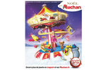 Le catalogue de Noël 2014 d'Auchan.