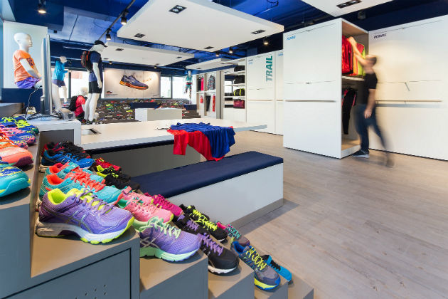 boutique asics a paris