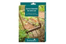 Carte d'identité de votre sol de Botanic