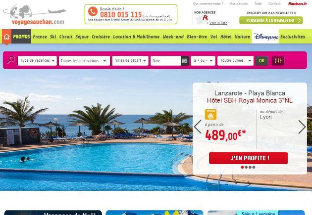 Auchan france la fin du voyage for Email auchan