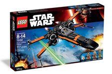 Vaisseau X-Wing Fighter de Lego