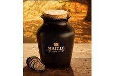 La moutarde au chablis et brisures de truffe noire de Maille