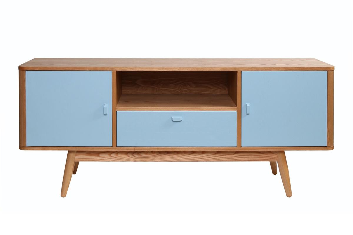 Conforama Petit Meuble Tv Designer Retro Gascity For  # Table De Tele Conforama