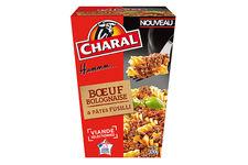 Charal Box Bœuf Bolognaise et Pâtes Fusilli
