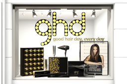 Ghd installe un pop-up store à Paris du 3 au 31 décembre 2016.