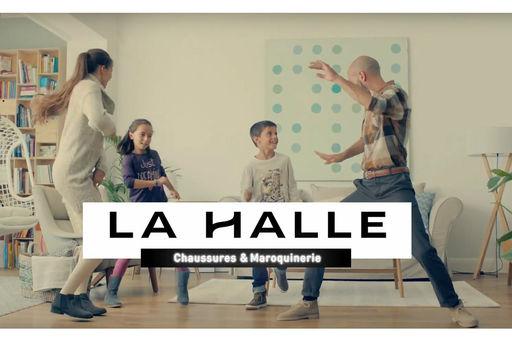 b22b4ab6489b8f La Halle chaussures et maroquinerie est l'une des enseignes importantes du  groupe Vivarte.