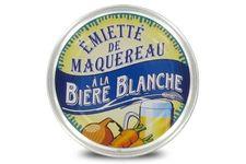 Émietté de Maquereau à la bière blanche de la Conserverie La Belle-Iloise