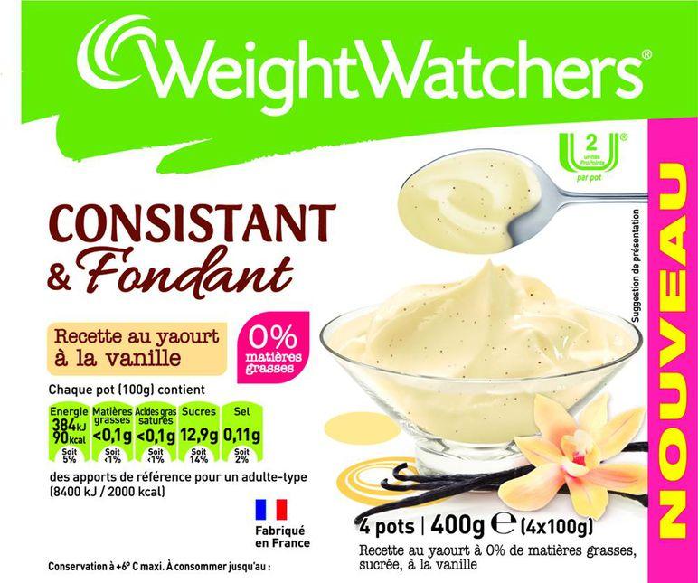 Weight Watchers News Du Distributeur D Aliments Dietetiques
