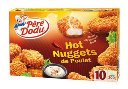 Hot nuggets