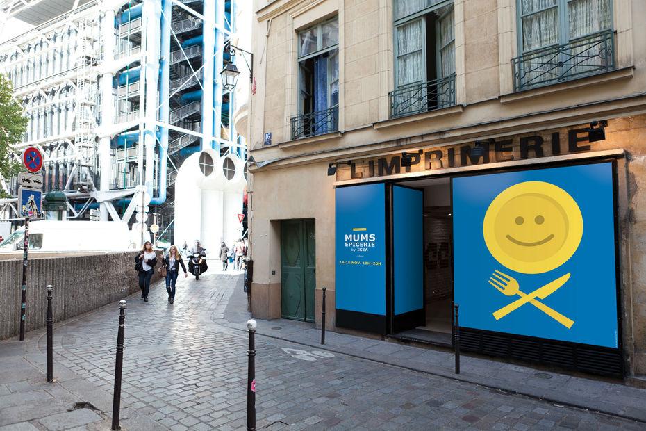 43ff4f068b0a21 Ikea ouvre dans Paris... mais pas tout à fait... - Marché maison