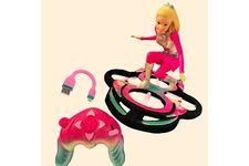 Le drone radiocommandé à l'effigie de Barbie de Matel