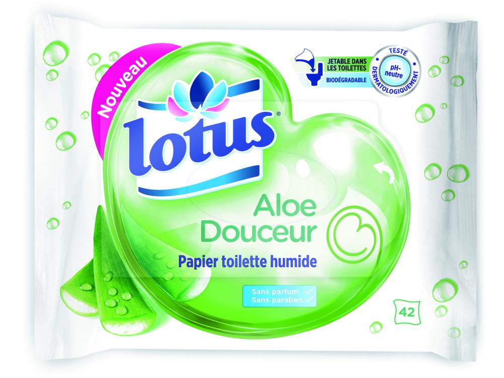 Lotus Se Mouille De Lotus