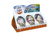 Coffret de 6 œufs Kinder Surprise