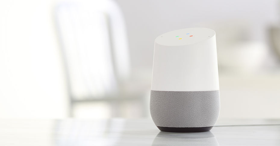 L'enceinte intelligente Google Home est désormais capable d'enregistrer la liste de courses des clients Monoprix