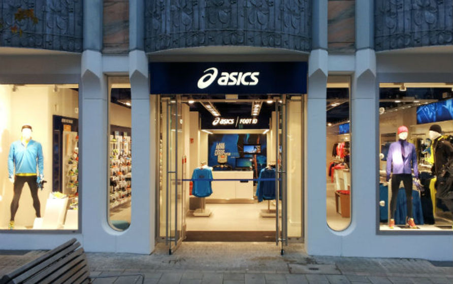 adresse magasin asics paris. Black Bedroom Furniture Sets. Home Design Ideas