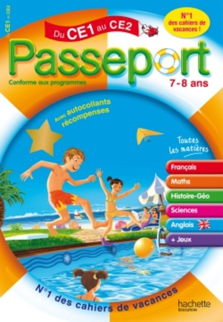 cahier de vacances ce2