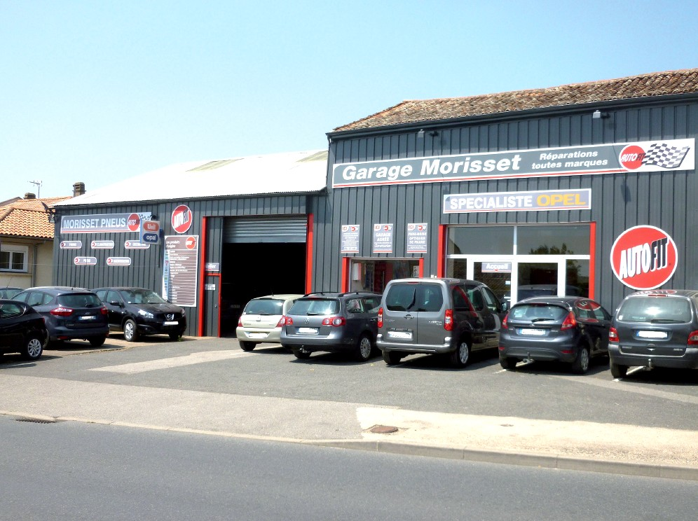 Le r seau de garages autofit en progr s for Garage auto saint priest