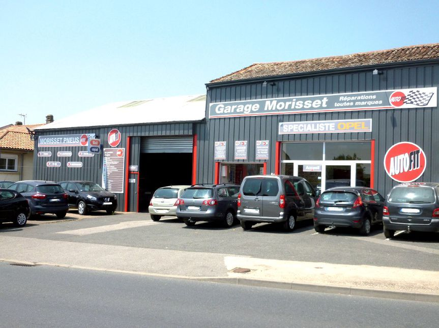 Le r seau de garages autofit en progr s for Garage automobile saint brieuc