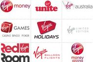 Virgin Group logos