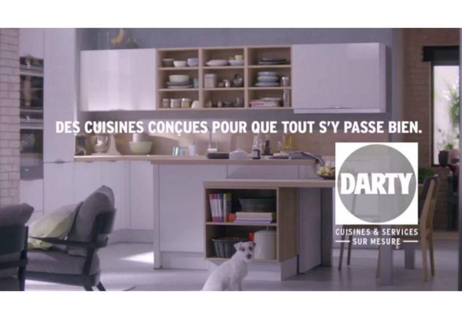 Darty met ses cuisines en télévision [vidéo]