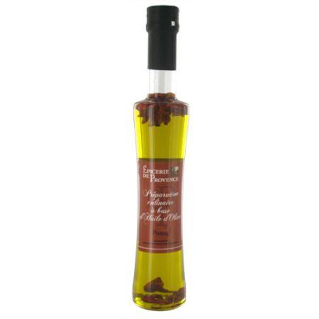 Huile d 39 olive au piment 200 ml d epicerie de provence for Huile d olive salon de provence
