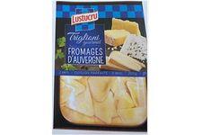 Triglioni Gourmet fromages d'Auvergne de Lustucru