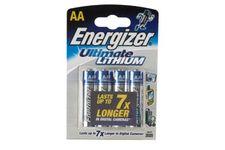 Piles Ultimate Lithium Energizer