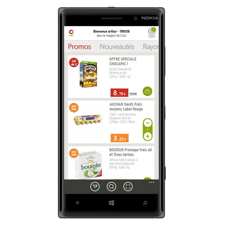 site pour application windows phone