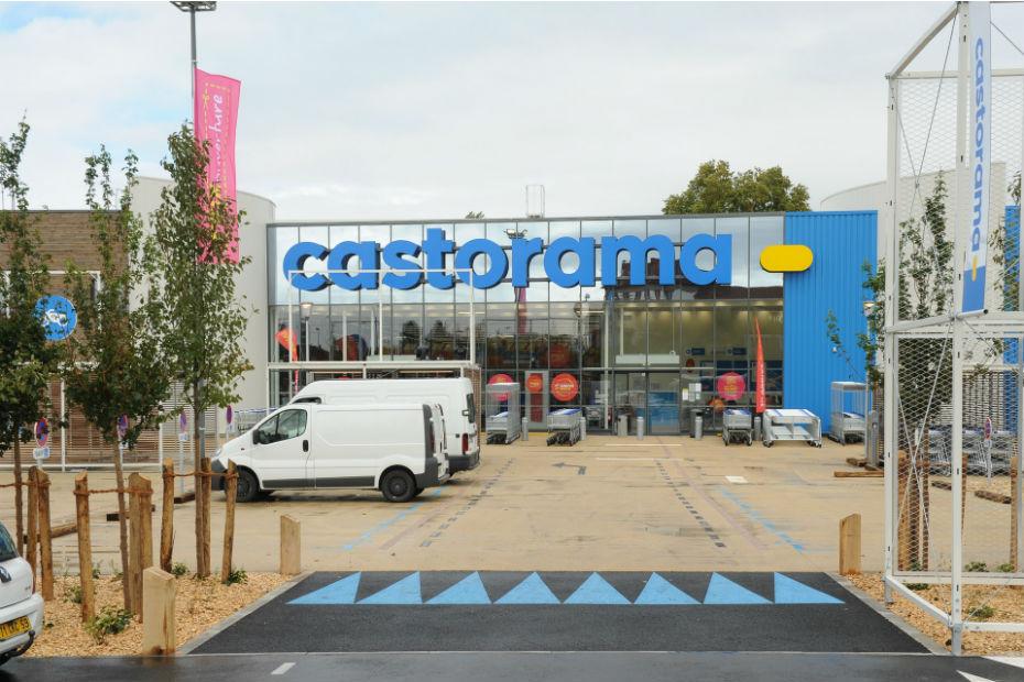 castorama propose un nouveau parcours client. Black Bedroom Furniture Sets. Home Design Ideas