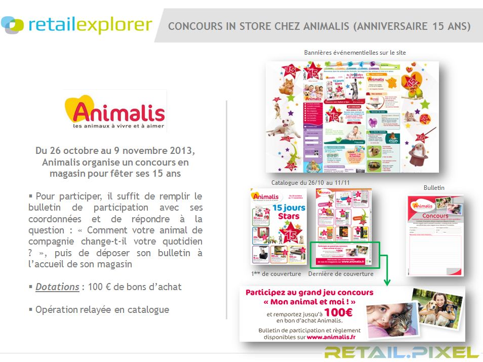 la campagne digitale lsa de la semaine avec animalerie petfood. Black Bedroom Furniture Sets. Home Design Ideas