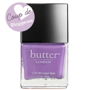 Vernis à ongles Butter London de Nocibé de Nocibé