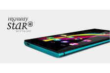Le smartphone Highway Star 4G de Wiko