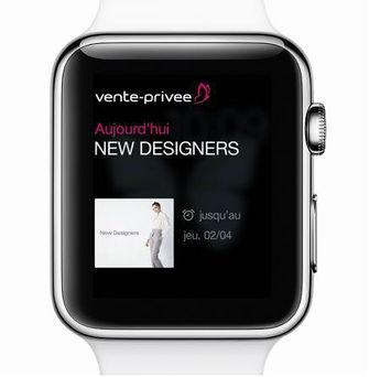 apple watch d couvrez les deux applications les dossiers lsa de la grande consommation. Black Bedroom Furniture Sets. Home Design Ideas