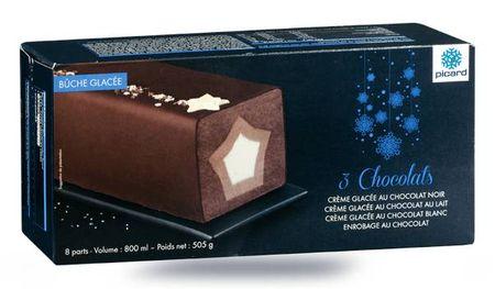 b che 3 chocolats picard. Black Bedroom Furniture Sets. Home Design Ideas