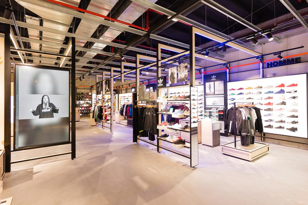 Courir Nouveau WoodLe De Concept Sneakers 0wPnkO