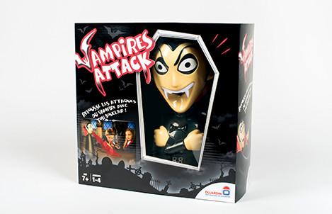 Jeu de soci t vampires attack de dujardin de tf1 games for Dujardin tf1