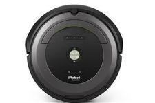 Le robot aspirateur Roomba® 681 de iRobot