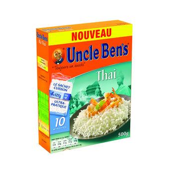 Mars se lance dans le riz thai et basmati avec - Absorber l humidite avec du riz ...