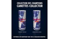 Red Bull collection des champions