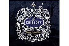 Vodka Eristoff Edition Limitée signée Mambo et Oxmo Puccino