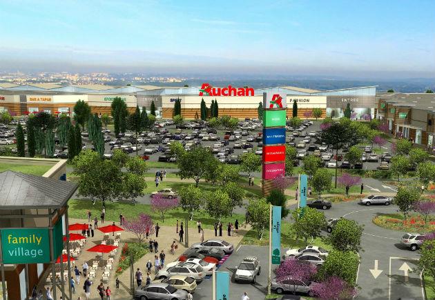 Auchan se retire du projet d extension du - Village de chine le mans ...