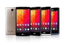 Smartphone LG Magna